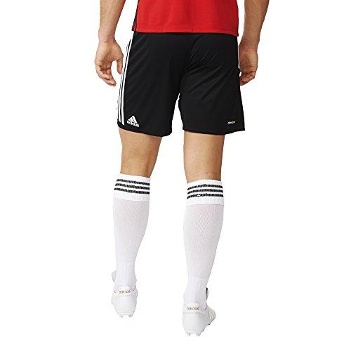 adidas Herren Regista 16 Shorts schwarz-weiß