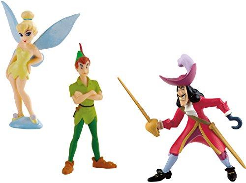 bullyland-dispney-peter-pan-set-3-figures-hook-tinkerbell-pan-8-10-cm