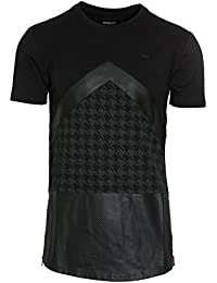 Unkut -T-shirts - Homme - T-Shirt Unkut Newport Noir