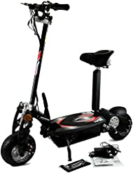 Zipper - Micro Trottinette Électrique de 800W Avec Suspension