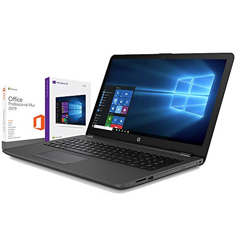 Hp 255 G6 Notebook hp Dispaly da 15.6' Fino A 2.00GHz,Ram 4Gb Ddr4,Hdd 500Gb,Radeon R2,Pc portatile Hp,Hdmi,DVD,CD RW,Wi Fi,Bluetooth,Windows 10 professional,Office Pro 2019