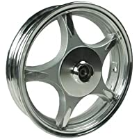 Cerchione anteriore in alluminio 5raggi stella per freno a disco