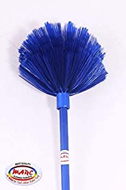 BEST QUALITY MARC CLEANING PRODUCTS Web COB Broom (Colour May Vary, Standard Size)