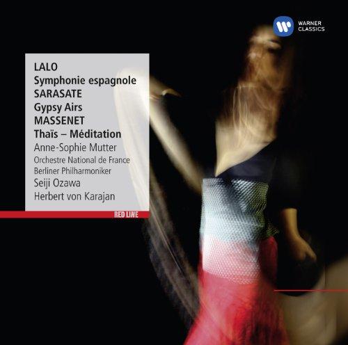 Lalo : Symphonie espagnole - Sarasate : Airs bohémiens - Massenet : Méditation de Thaïs