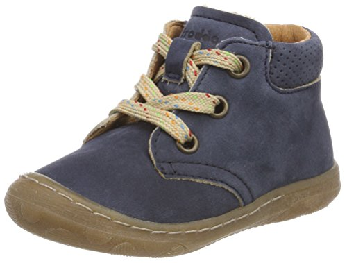 Froddo Jungen Children Shoe G2130134 Mokassin, Blau (Dark Blue), 21 EU