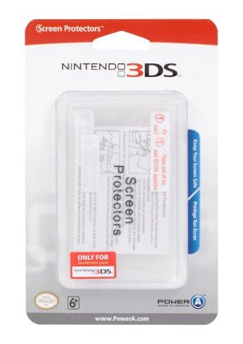 Preisvergleich Produktbild Displayschutz für 3DS
