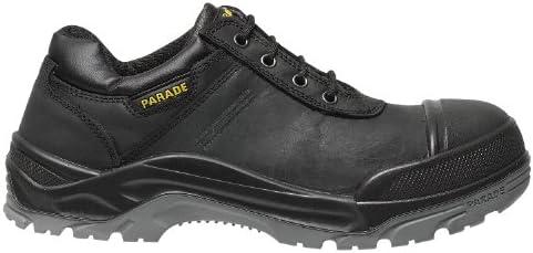 Parade 07 Najax * 28 44 Zapato de seguridad bajo negro, Negro, 07NAJAX*28 44 PT48