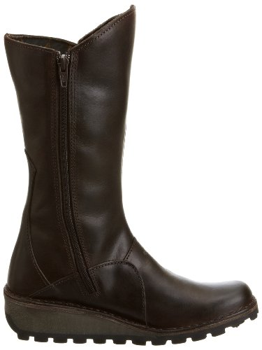 Fly London Messy K, Boots fille Marron (dark Brown)