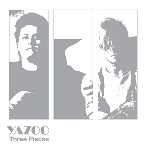 Three Pieces - Yazoo. A compendium which features three remastered CDs in a hardback mediabook format with a 32 page booklet containing lyrics and photos
