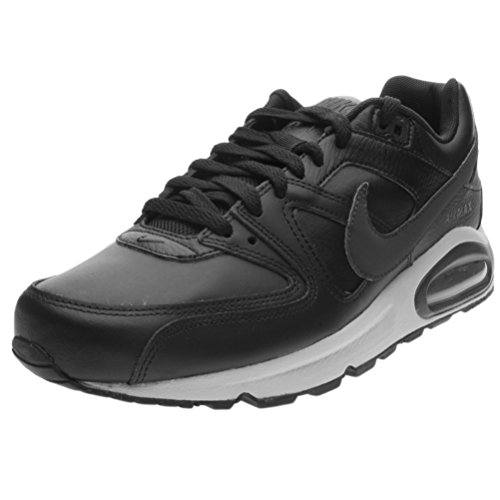 on sale 60cec e58ef get skinn svart grå naturlig svart joggesko nike max air antrasitt mann  kommando vqxzfxtfw f6a6d 045bf
