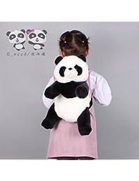 ZGUO Mochila Infantil de Oso Panda Bolsa Guardería Bolso Escolar para Niños Niñas ...