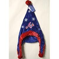 Atlanta Braves MLB Thematic Santa Hat Cappello