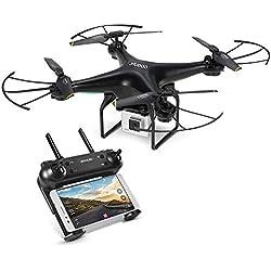 GoolRC T106 WIFI FPV Drone con Cámara 2.0MP Altitude Hold RTF RC Quadcopter