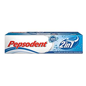 Pepsodent 2 in 1 Toothpaste, 150 g