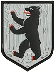 Maxpedition Berliner Bär (SWAT) Moral Patch
