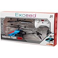 LRC&S Presents Remote Control Helicopter with USB Chargeable Cable for Boy and Girl Children's - Pack of 1 (Sent as per…