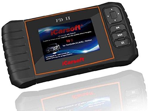 Preisvergleich Produktbild iCarsoft FD II i920 V2 Profi Diagnosegeräte für Ford und Holden Fahrzeuge