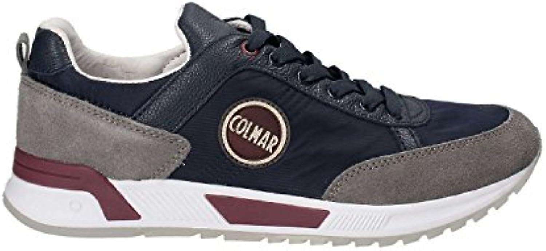 Colmar TRAVIS O scarpe da ginnastica Uomo Uomo Uomo Blu 43 | Vendendo Bene In Tutto Il Mondo  | Scolaro/Ragazze Scarpa  e131db