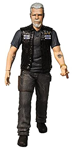 Sons of Anarchy 15 cm Clay Morrow figurine Sons of Anarchy 15 cm Clay Morrow action figure