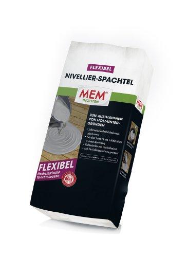 MEM Nivellier-Spachtel Flexibel 25 kg - Selbstverlaufende Ausgleichsma