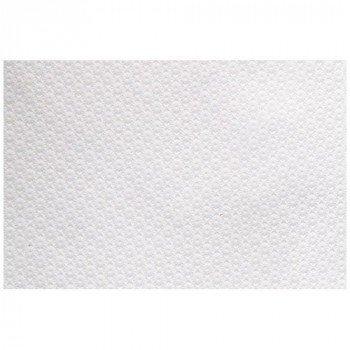 MES VERRINES Nappe rectangulaire en Papier Blanche 80x120 mm - 250 Pièces