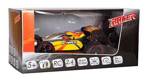 The Toy Company 0033666535-RC Racer de Alta Velocidad Buggy, vehículos, 2.4GHz