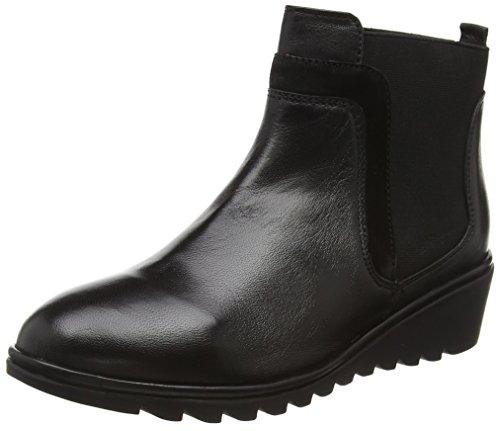 Lotus Women's Zinnia Ankle Boots, Black (Blk Leather), 6 UK 39 EU