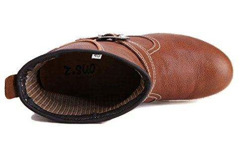 TDA , Chaussons montants homme Marron