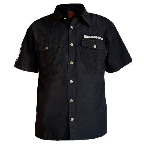 Rammstein, Camicia a manica corta (L)