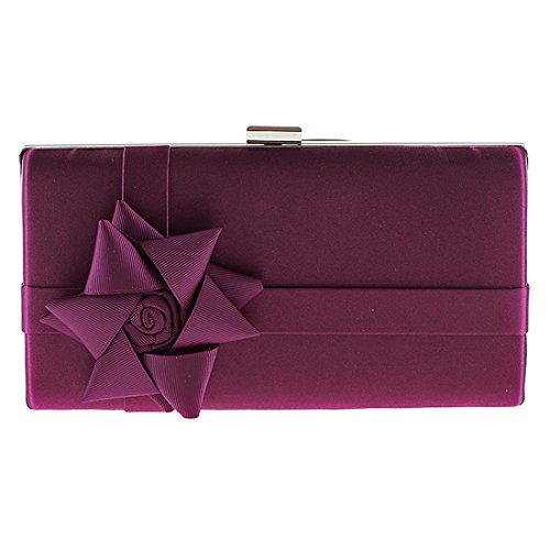 SSMK Evening Bag, Poschette giorno donna Purple
