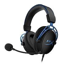 HyperX Cloud Alpha S Gaming Kulaklık Blue HX-HSCAS-BL/WW