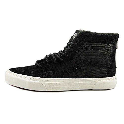 Vans Unisex-Erwachsene U Sk8-Hi Zip T O Mt Hightop Sneaker Schwarz