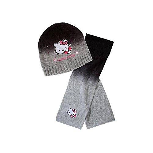 Hello Kitty - Ensemble Bonnet et Echarpe - Taille 54, occasion d'occasion  Livré partout en Belgique