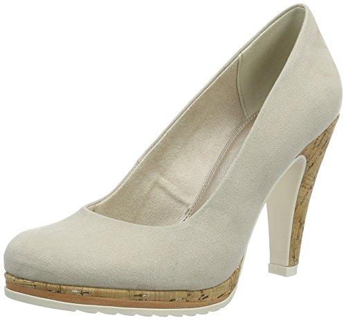 Marco Tozzi22403 - Chaussures À Talons Femme Beige (dune 404)