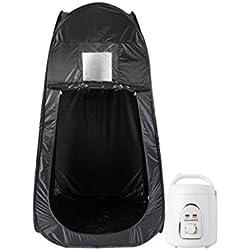 Mini-Sauna-Set Infrarot-Spa Ganzkörper-Abnehmen Verlust Tragbare Therapie-Sauna Für Detox Von MAG.AL