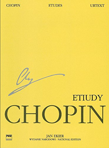 Etudes: Chopin National Edition 2a, Vol. II (Works Published During Chopin's Lifetime)