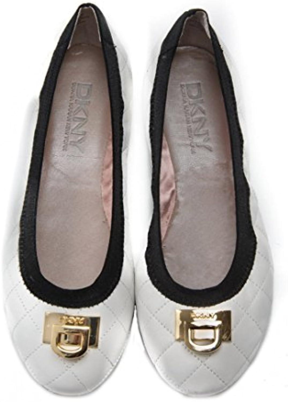 DKNY  Damen Ballerinas 2018 Letztes Modell  Mode Schuhe Billig Online-Verkauf