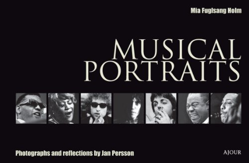 Musical Portraits: Photographs and Reflections by Jan Persson