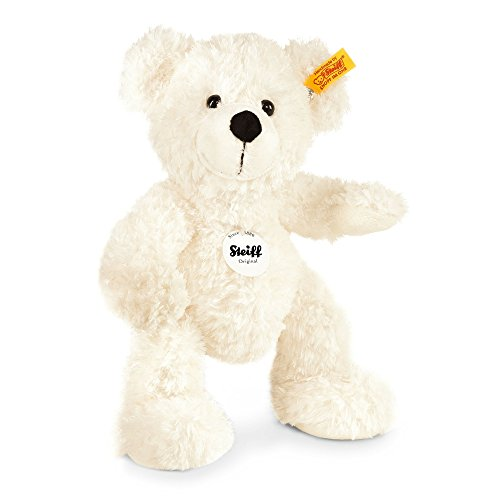Steiff 111310 - Teddybär 28 cm Lotte weiss