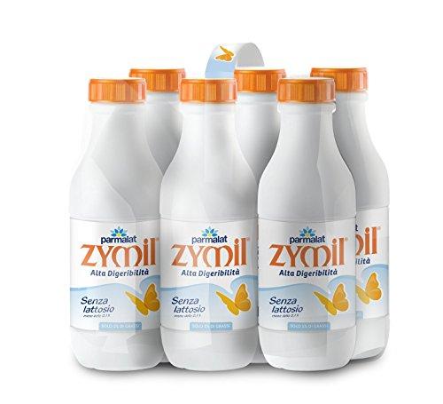 Latte con lattosio