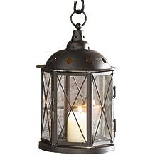 Lanterne ancienne a bougie for Lampe exterieur ancienne