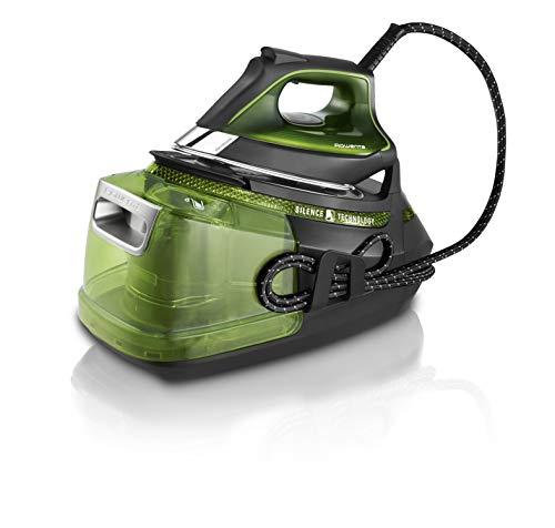 Rowenta DG9246F0 - Centrale a vapore, colore: Nero e Verde