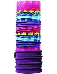 Buff pañuelo multifuncional para niños Junior Polar Varios colores Bits Talla:talla única