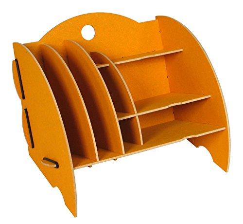 """Werkhaus - Ablage """"Mini-Organizer"""" goldgelb (SON1028-22)"""