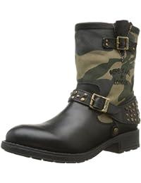 Pepe Jeans London PIM-281 A 50326 0AA Damen Biker Boots