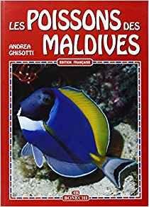 les poissons des maldives Andrea ghisotti