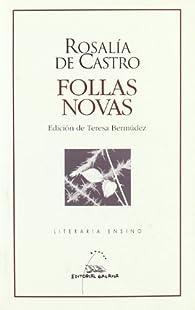 Follas novas par  Rosalía de Castro