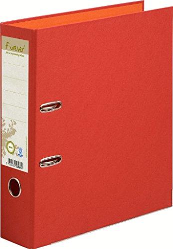 exacompta-53985e-ordner-aus-recycling-karton-2-ringe-80-mm-rucken-forever-din-a4-uberbreite-rot