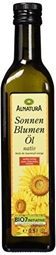Alnatura Bio Sonnenblumenöl, 500 ml