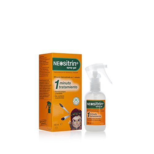 Neositrín - Spray Gel